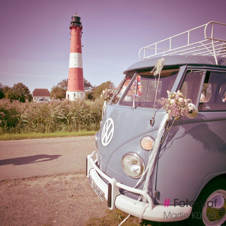Hochzeitsfotos auf Pellworm