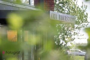 Eingang Standesamt Garding - Amt Eiderstedt