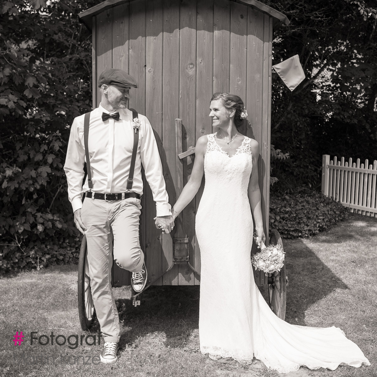 Hochzeitsfoto Standesamt Museum SPO - Fotograf Martin Kunze