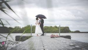 Hochzeitsfoto Cafe Mahre Katinger Watt